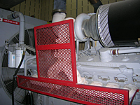 Spectrum Engine Insulation