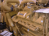 Caterpillar Engine Insulation (FCAT253Z)