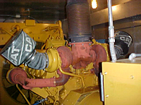 Caterpillar Engine Insulation (FCAT3469Z)