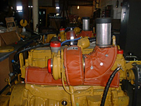Yanmar Engine Insulation