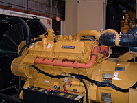 Caterpillar Engine Insulation (FCAT2368Z)