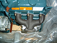Kubota Engine Insulation (FKB2F-21)