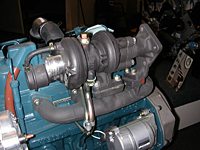 Kubota Engine Insulation (FKB4T-11)