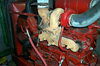 John Deere Engine Insulation (FJ308Z)