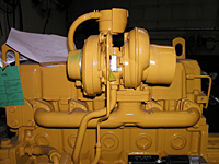 John Deere Engine Insulation (FJ484Z)