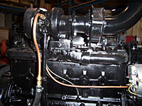 Hercules Engine Insulation