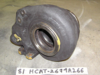 Caterpillar Engine Insulation (HCAT-2674A266)