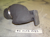 John Deere Engine Insulation (HJD-1583)