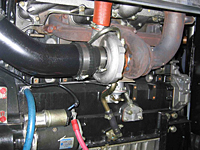 Perkins Engine Insulation