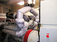 Genset Insulation