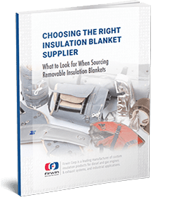 Choosing the Right Iinsulation Blanket Supplier